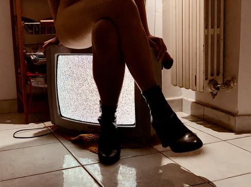 Chill Nude Experience, Alessandro Federico Veca, Milan (2019)