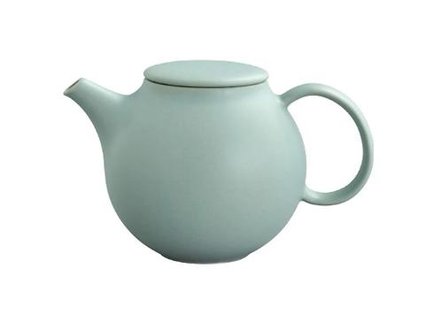 Kinto - Pebble teapot 500ml moss green