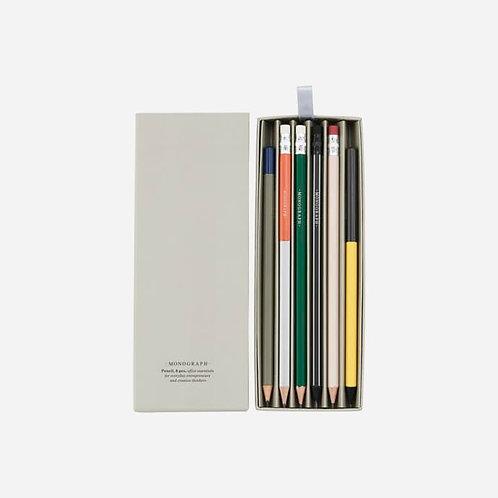 Monograph - Pencil Box