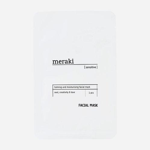 Meraki - Facial mask, Sensitive