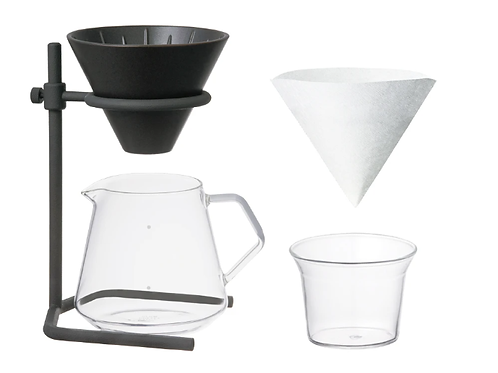 Kinto - SCS-S04 brewer stand set 4cups