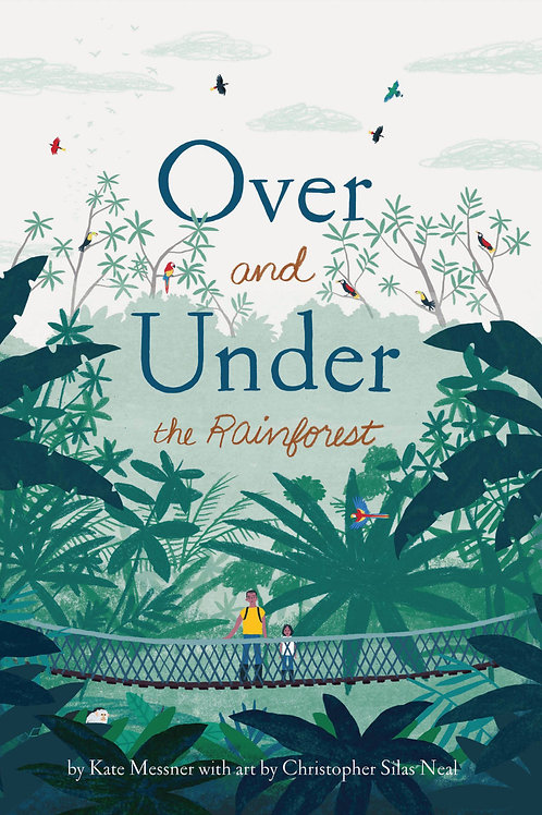 Book - Over and Under the Rainforest