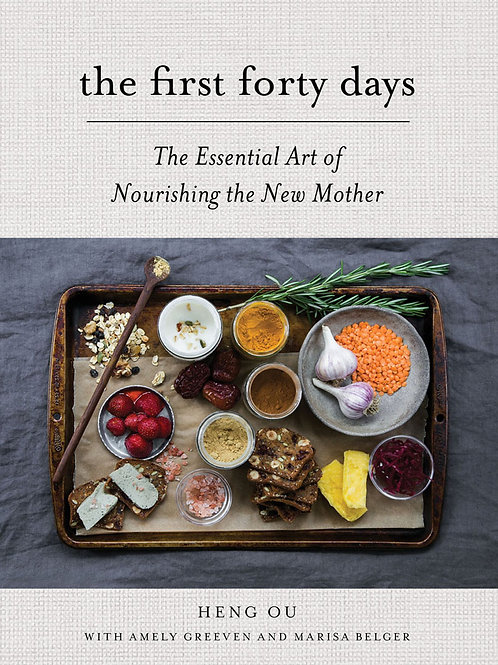 Book - The First Forty Days