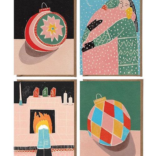 Luiza Holub - Christmas Cards