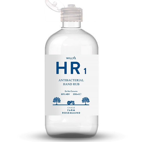 Willy's - HR1 Chase Farm Hand Sanitiser 250ml