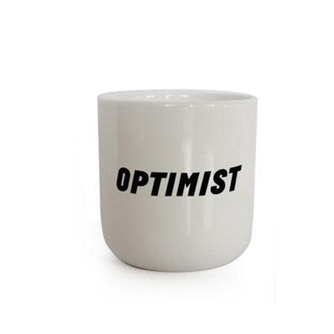 PLTY - Optimist mug