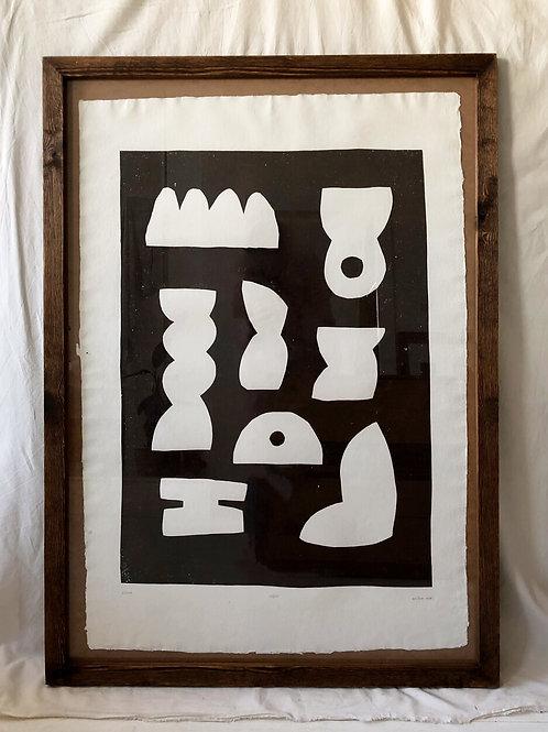 AEAND - Museum. 10 print
