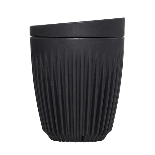 Huskee - 8oz Charcoal Cup with Lid