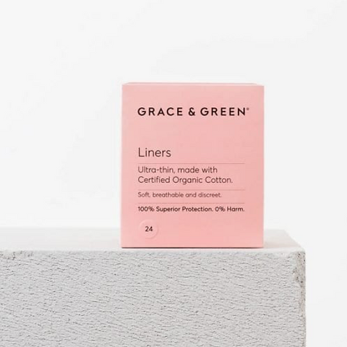 Grace and Green - Organic Liners