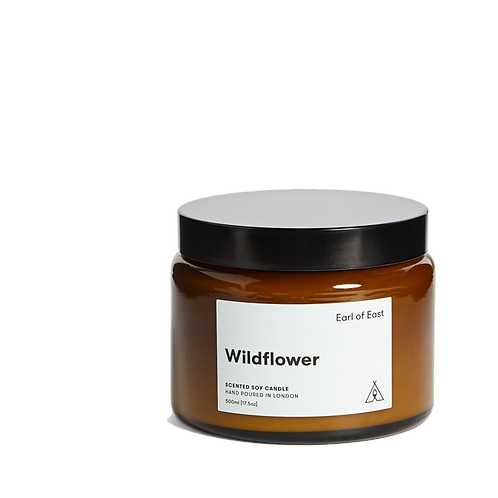 Earl of East - Wildflower Candle 500ml