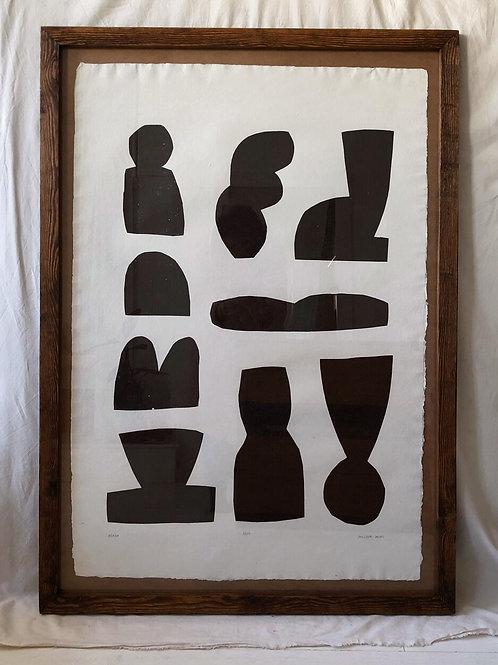 AEAND - Museum. 11 print