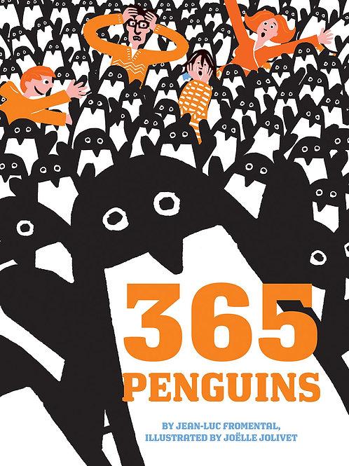 Book - 365 Penguins