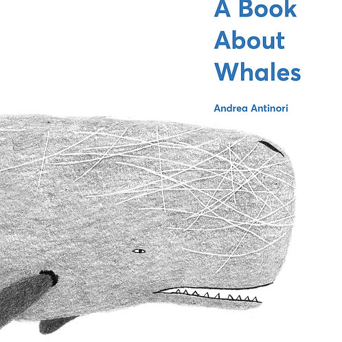 Book - A book about whales