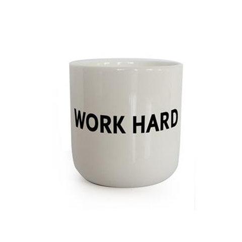 PLTY - Work Hard Mug