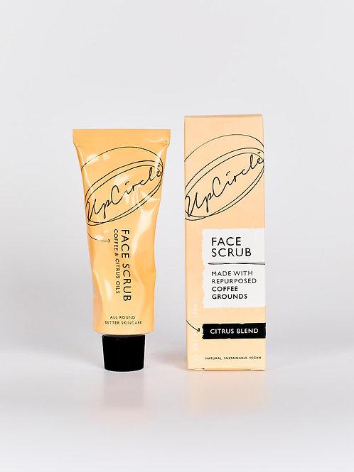 UpCircle - Coffee Face Scrub - Citrus Blend 100ml