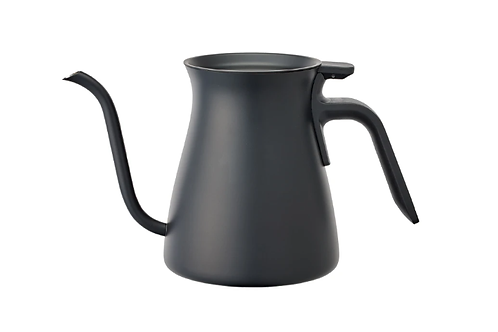 Kinto - POUR OVER KETTLE 900ml black