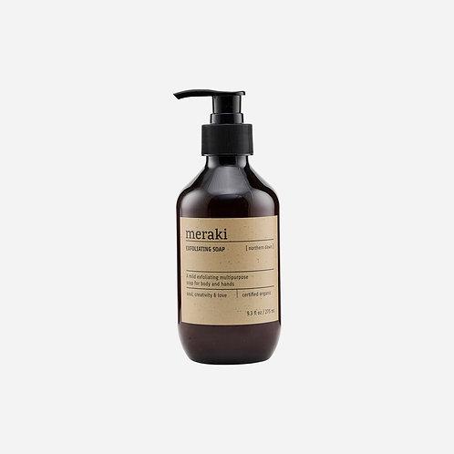 Meraki - Exfoliating soap, Northern dawn