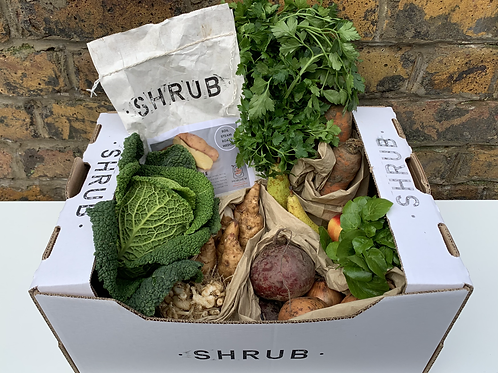 SHRUB Organic Box