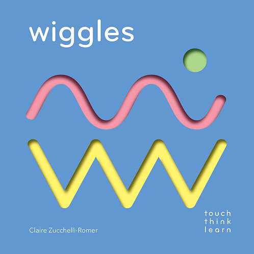 Book - Think Learn Touch (Wiggles)