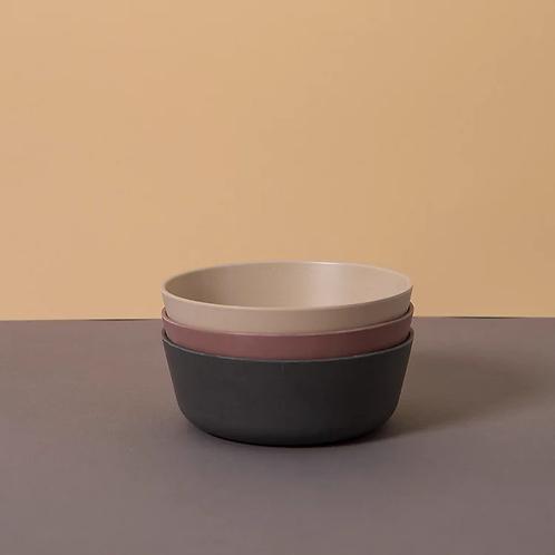 CINK - bowl 3 pack - fog/beet/ocean