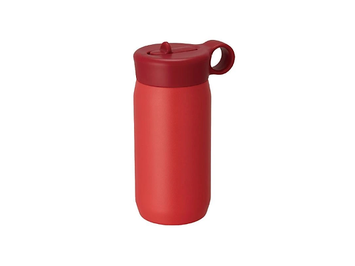 Kinto - PLAY TUMBLER 300ml red