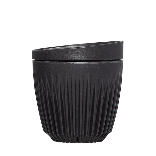 Huskee - 6oz Charcoal Cup with Lid