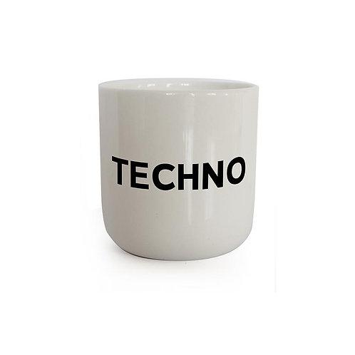 PLTY - Techno Mug