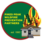 Logo of Pikes Peak Wildfire Prevention Partners