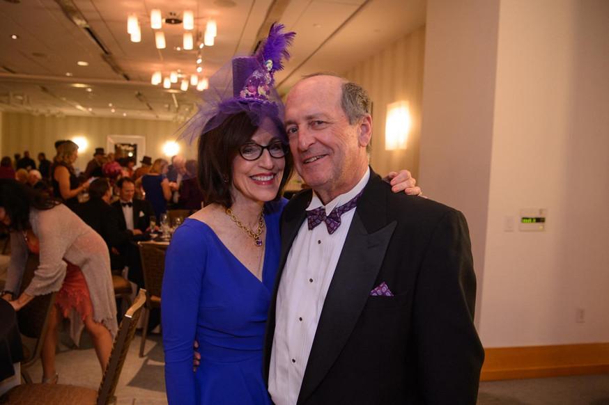 Judy Furman & Tony Seton