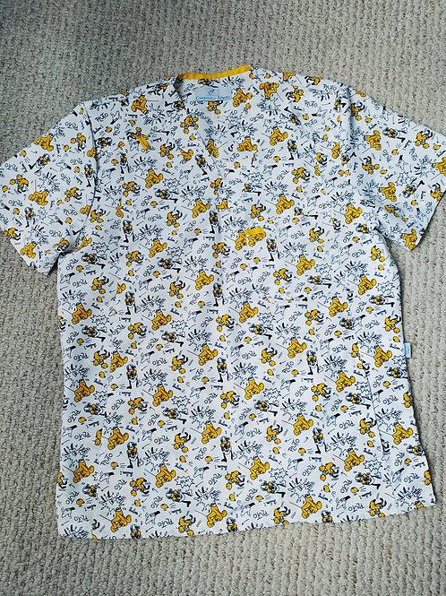 Camisa Varón 1035 Pluto Disney ®