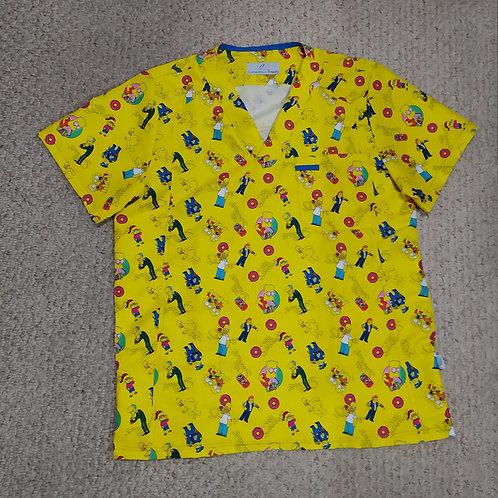 Camisa Varón 1035 Simpsons ®