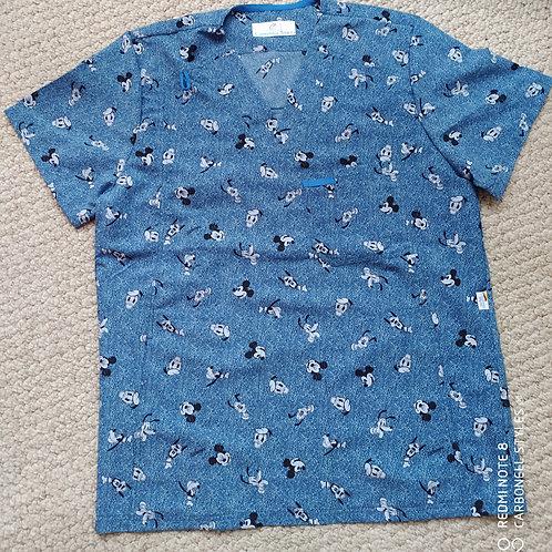 Camisa Varón 1035 Indigo Jean Disney ®