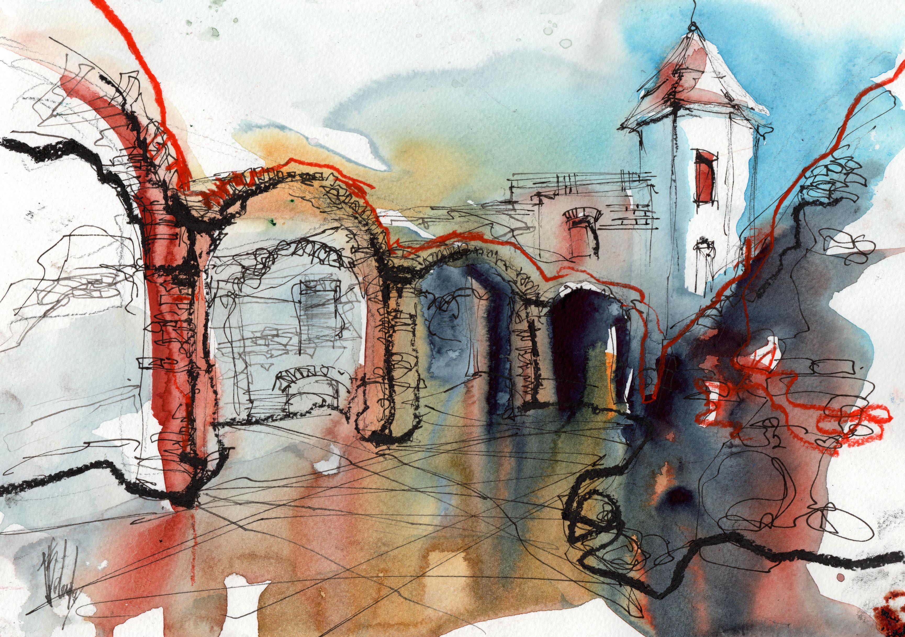 Golshany castle 8