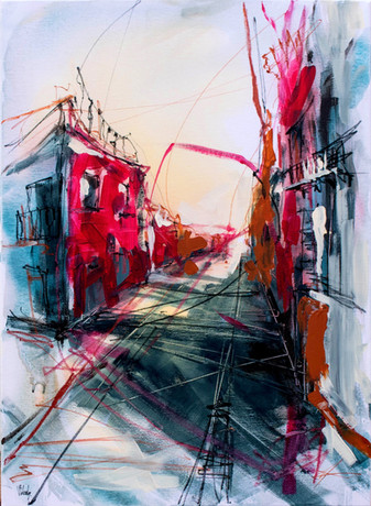 Canary streets serie