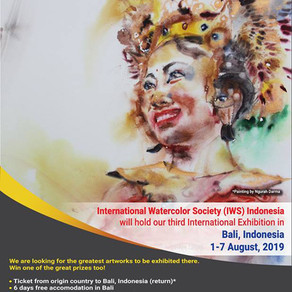 International exhibition in Bali 2019