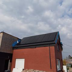 Defisat Solar NV - Installatie