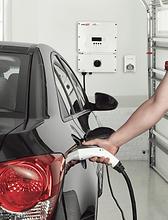SolarEdge EV-Charger