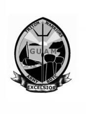 Univeristy of Guam, Triton Warriors Army ROTC
