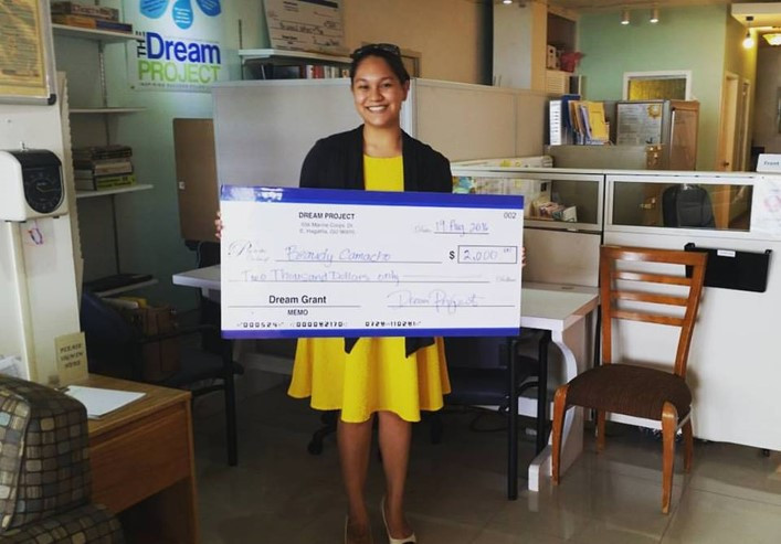 2016 - The Dream Project Grant Winner