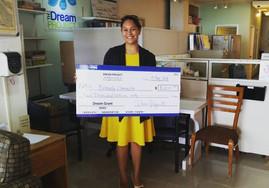 2016 - The Dream Project Grant Winner