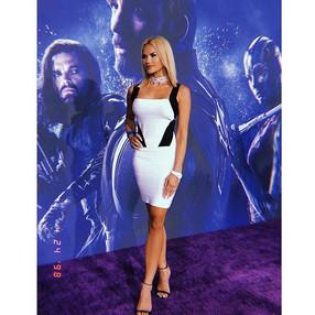 • world premiere of #avengersinfinitywar