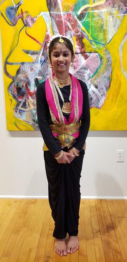 10-yr old Shreeya Shetty, Contemporary I