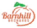 Transparent Barnhill Orchards Logo.png