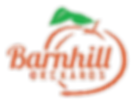 Transparent Barnhill Orchards Logo.png