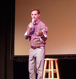 Comedian Doug Thompson
