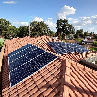 Sistema fotovoltaico Smart Sun