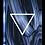 Thumbnail: Signe d'eau bleu