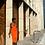Thumbnail: Orange Lucy Dress