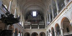 Woensdag orgeldag