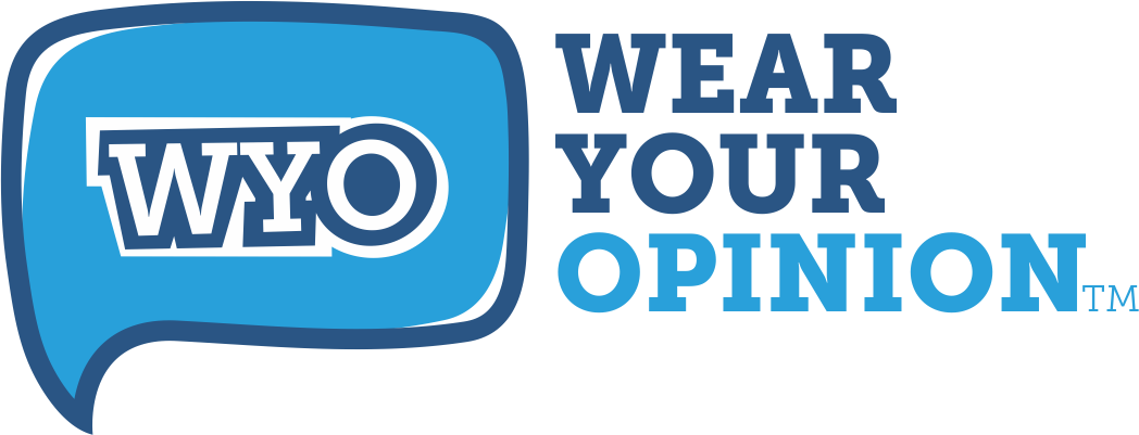 Image result for Wear Your Opinion logo